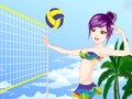 Volley Beach Dressup