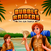 Bubble Raiders - The Sun Temple