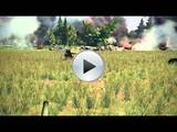 War Thunder: Ground Forces, szárazföldi erők bemutató