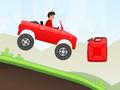 Segíts Ralphnak, a piros autó sofőrjének minél messzebbre eljutni a dombokon