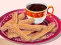 Saras Cooking - Chocolate Churros
