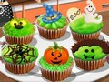 Saras Cooking - Halloween Cupcakes