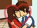 School Kissing Break