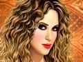 Shakira Makeup