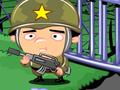 Monkey Go Happy - Army Base