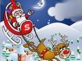 Santas Christmas Fr33z