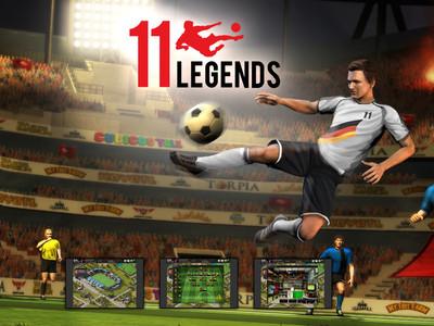 11 Legends