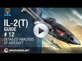 World of Warplanes: IL-2 (T) repülőgép részletes bemutató