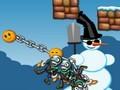 Zombie Launcher - Winter Season